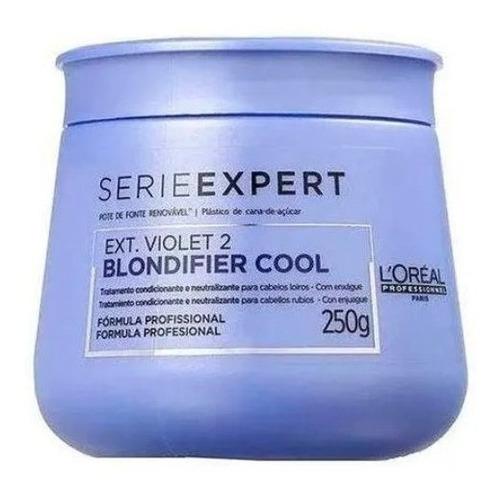 Imagem 1 de 2 de Loreal Máscara Blondifier Gloss 250g Loiros E Platinados