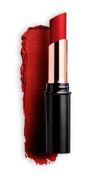 Batom Matte Natura Una Powder Vermelho Rouge 2m 3,4g