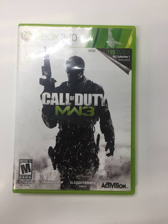 Call Of Duty Mw3 Para Xbox 360