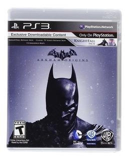 Batman Arkham Origins Fisico - Audiojuegos