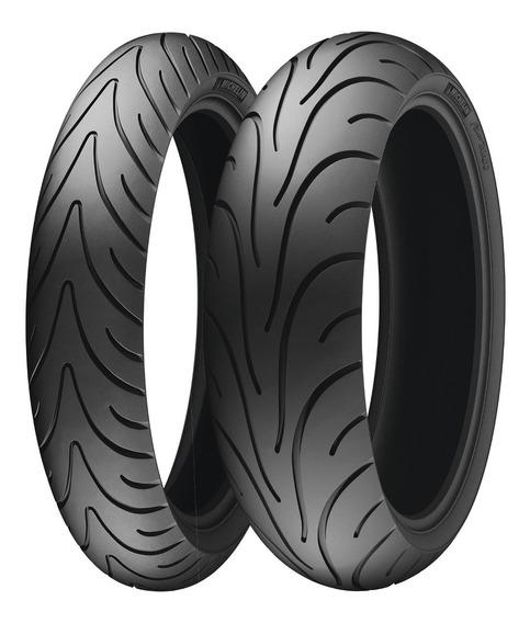 Par Pneu 120 70 17+ 180 55 17 Michelin Pilot Road 2