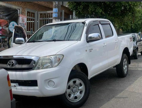 Hilux Cd - D4-d 4x4 2.5 16v Diesel Turbo Oportunidade.