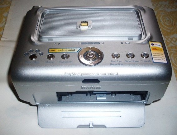 Impresora Kodak Easyshare Printer Dock Plus Series 3