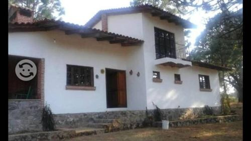 Hermosa Cabaña En Tapalpa En Elfraccionamineto San Fernando