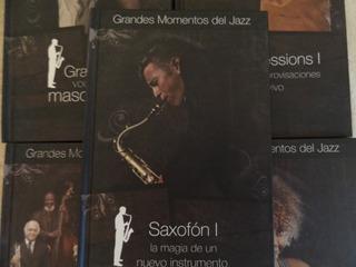Cd Coleccion Grandes Momentos De Jazz Originales