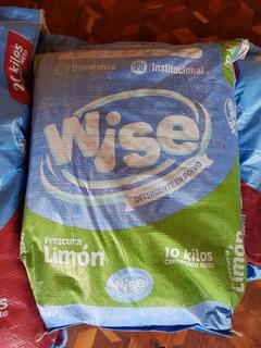 Detergente En Polvo Saco De 10 Kilos
