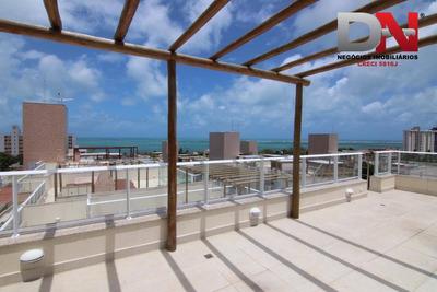 Apartamento Duplex Com 3 Dormitórios À Venda, 321 M² Por R$ 849.000 - Pirangi Do Norte (distrito Litoral) - Parnamirim/rn - Ad0012