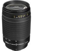 Lente Nikon 70-300mm F/4-5.6g Af Fx