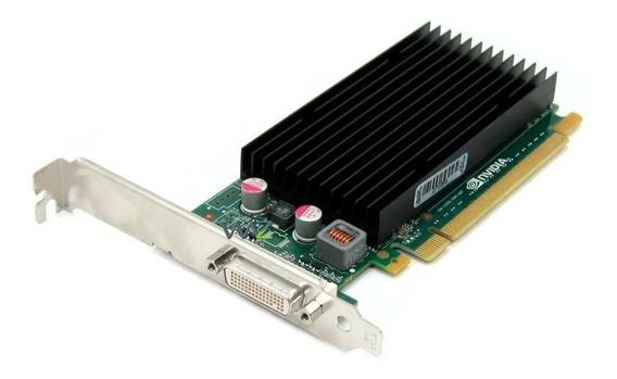 Placa De Video Nvidia Quadro Nvs 300 - 512mb Ddr3 Pci-e