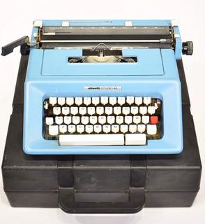 Máquina De Escribir Olivetti Studio 46, Año