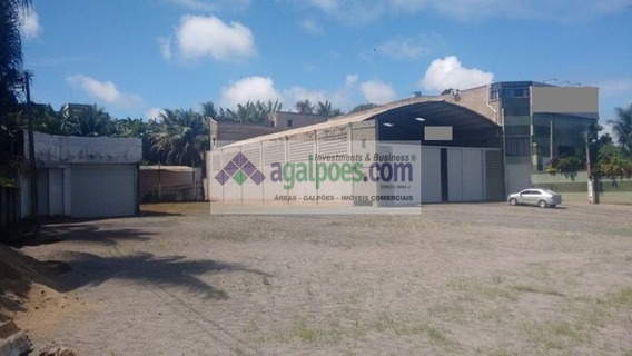 Galpão/loja Com 700 M² Na Pe 060 No Cabo De Santo Agostinho - Pe - 1230