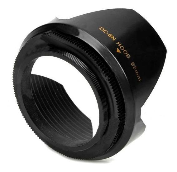 Protecção De Lente Para Canon / Nikon 52 Milímetros