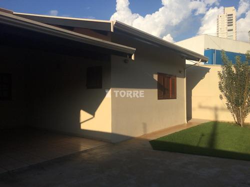 Imagem 1 de 25 de Casa À Venda Em Jardim Chapadão - Ca002849