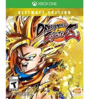 Dragón Ball Fighterz Edición Especial