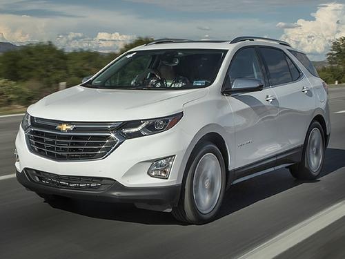 Chevrolet Equinox 1.5t Premier 4x4 2021 0km Cuotas Tasa 0 #4