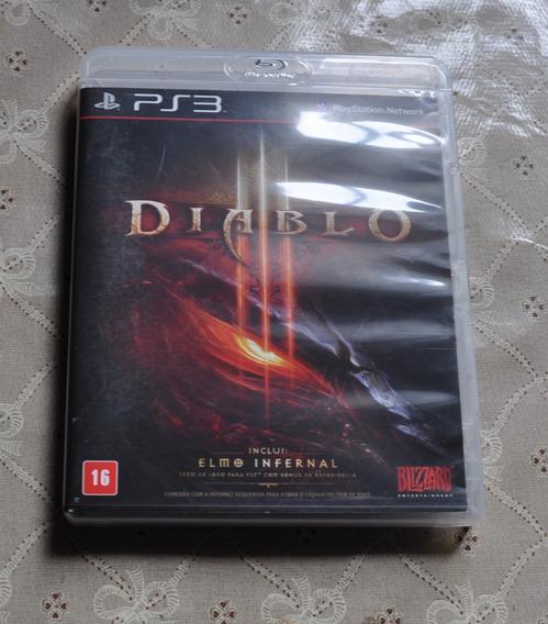 Diablo 3 - Ps3 Mídia Física