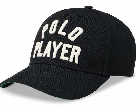 Autentica Polo Ralph Lauren Player Twill Athletic Cap M