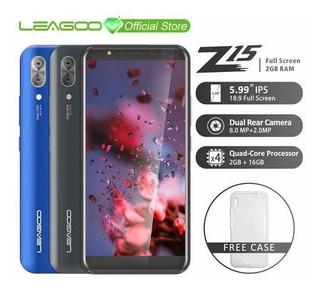 Z15 Leagoo 5.99 Ips/18:9 Full / Dual Câmera/ 2gb Ram