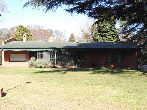 Venta Casa 4 Ambientes En Club De Campo El Moro Marcos Paz Permuta