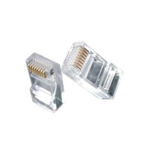 Conector Rj45 Emb C/200 Unidades Plus Cable