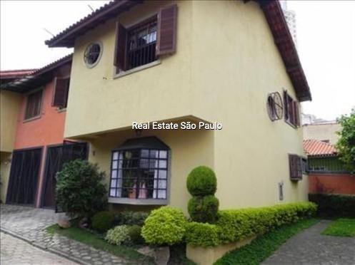 Casa Em Condominio - Vila Firmiano Pinto - Ref: 1194 - V-re2163