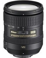 Lente Nikon 16-85 Vr Dx Objetiva Zoom