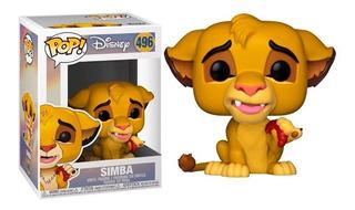 Funko Pop! Disney - El Rey Leon: Simba #496