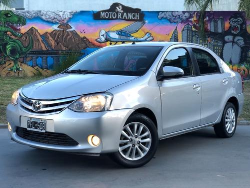Toyota Etios 2015 Xls Manual 4p, Tope De Gama !