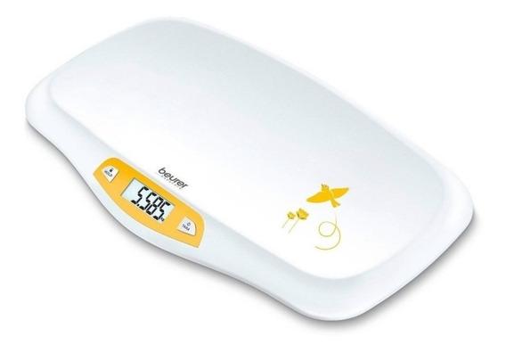 Báscula pediátrica digital Beurer BY 80 blanca