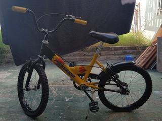 Bicicleta Rodado 16. Marca Pioneer Modelo Bmx