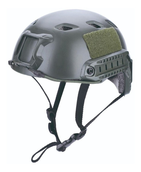 Casco Gotcha Militar Proteccion Paintball Airsoft