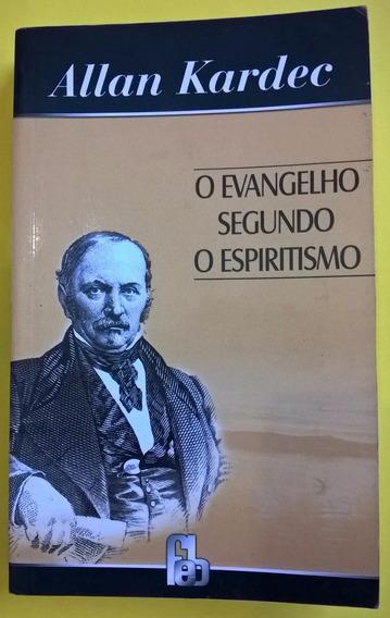 Livro O Evangelho Segundo O Espiritismo- Allan Kardec- Usado