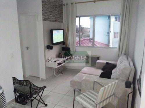 Imagem 1 de 13 de Apartamento Com 2 Dormitórios À Venda, 46 M² Por R$ 70.000,00 - Santa Etelvina - Manaus/am - Ap2887