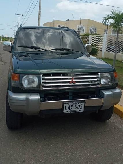 Mitsubishi Montero Dakar Motor 3.0 L