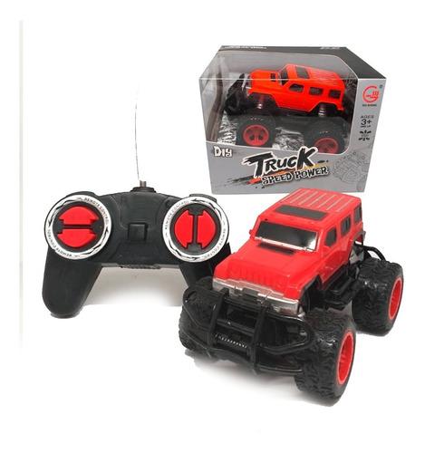 Carro Camioneta Control Remoto Juguete Niños