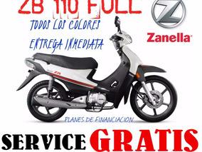 Moto Zanella Zb 110 Full Z1 0km 2018
