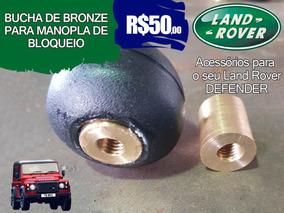 Bucha De Bronze Da Manopla Do Bloqueio Land Rover Defender