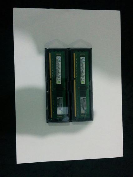 Kit Memória Hp 16gb 2x8gb Ddr3 1600mhz Ecc Pn 647651-081