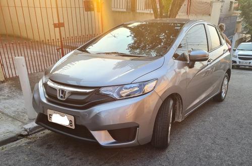 Imagem 1 de 9 de Honda Fit 1.5 Lx 16v Flex 4p Automático