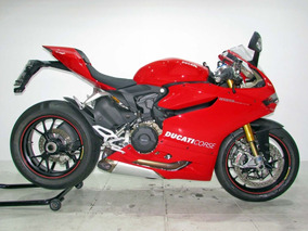 Ducati - 1199 Panigale S - 2015 Vermelha