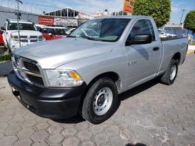 Dodge Ram V6 Plata 2013