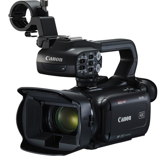 Filmadora Canon Xa40 Profissional Uhd 4k Concorder