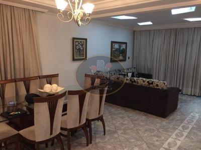 Casa Residencial À Venda, Aparecida, Santos. - Ca0094