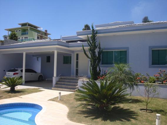 Casa Em Condomínio Fechado 3 Suítes + Piscina Em Igaratá