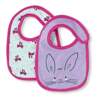 Pack Babero The Childrens Place Importado Bebes