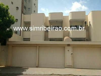 Vendo Apartamento Em Ribeirão Preto. Edifício Professor Almir José Riquiard. - Ap02724 - 4437392