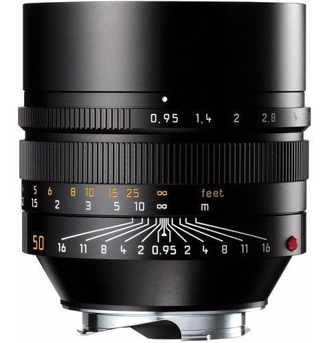 Leica Noctilux M 50mm F/0.95 Asph Lente 11-602