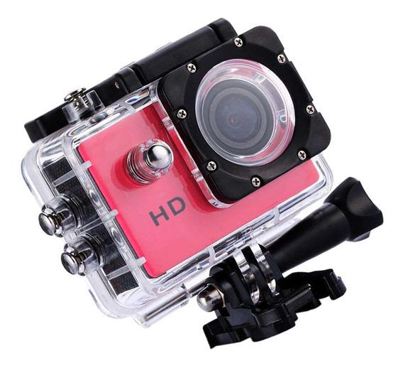 1080 P 4k Ultra Hd Câmera De Ação Esportiva Dvr Dv Camcorder