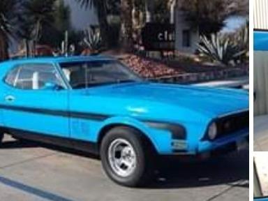 Mustang 1972