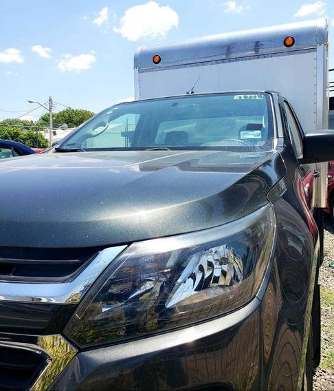 Chevrolet S-10 2.5 Chasis Cabina Mt 2017